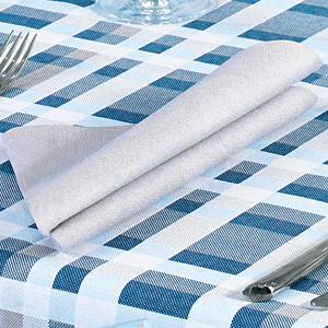 Elegance table cloth in Blue Primavera